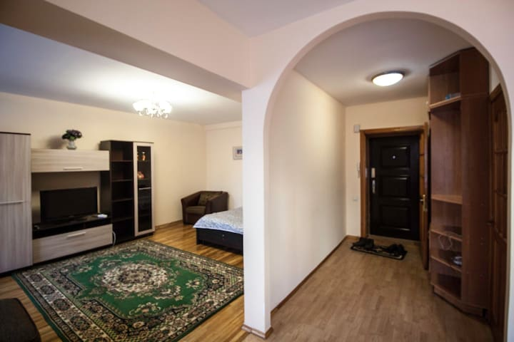 Apartment Dostyk 19