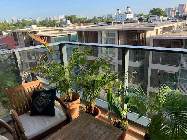 Beautiful 2bedroom flat in the heart of Singapore