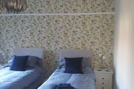 Stunning Twin Room in Broadwater, Worthing