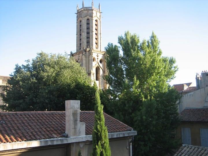 Studio Cathédrale d'Aix en Provence