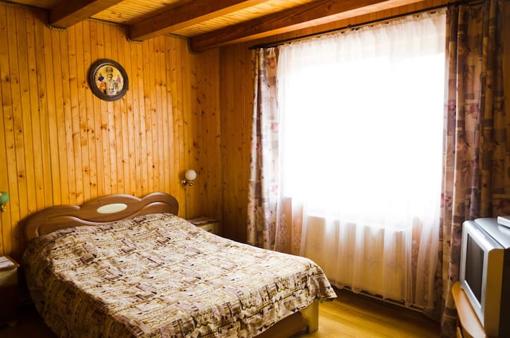 Double room on the first floor.