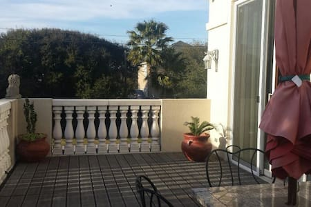 Private Terrace - Close to Beach - Saint Augustine - Huis