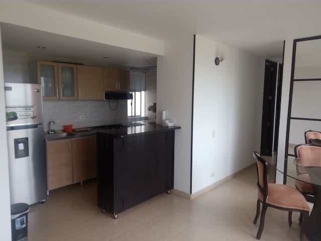 Furnished appartment in Cali Colombia - Cali - Apartemen