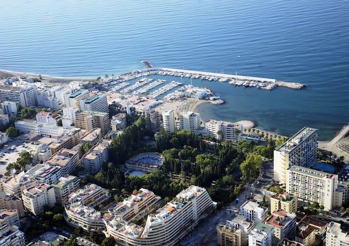 Velero en Puerto Deportivo de   Marbella - Marbella - Boot
