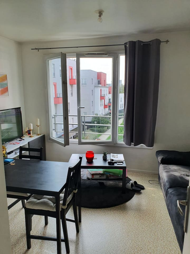 Appartement 2 personnes sur Cergy