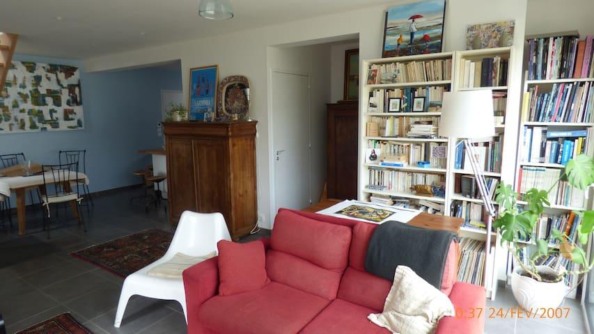 Maison récente (2013) centre de Chateaubourg - Châteaubourg - House