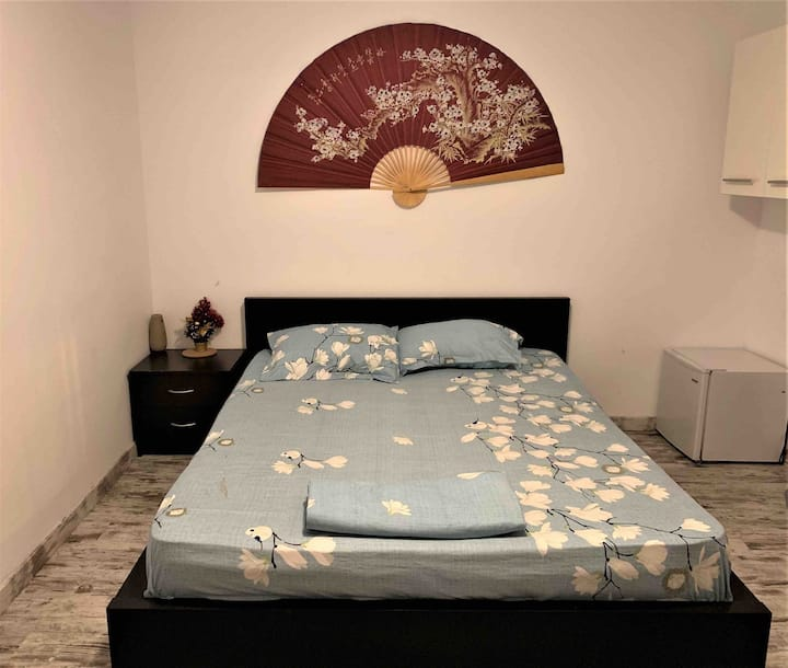 Doublebed room in luxury flat in central Bucharest