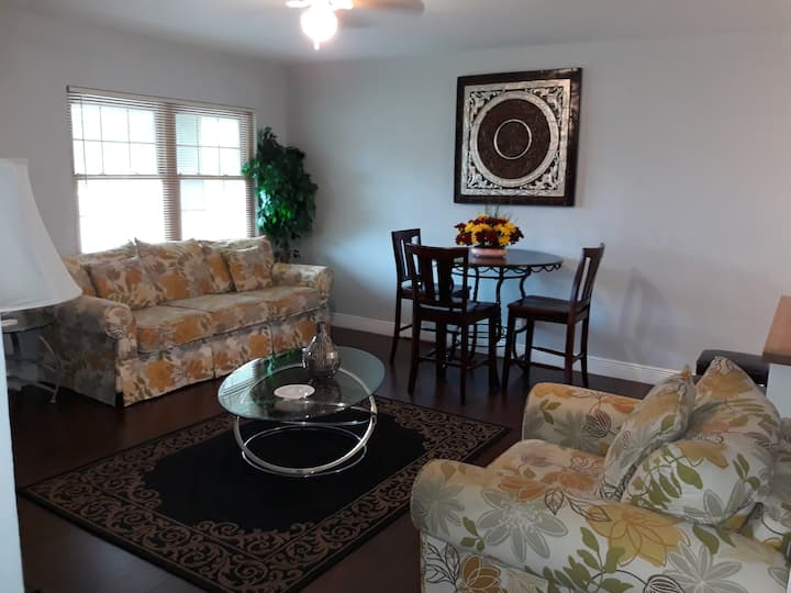 Centrally located 2 bedrooms Guesthouse in Tampa .