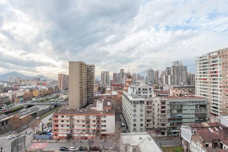 Apartment Historical Downtown Stgo. - Santiago