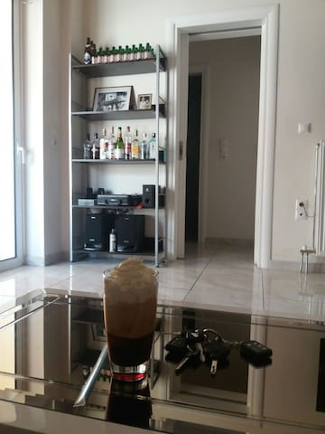 Student's home near Athens 2 bed/ms - Αχαρνές - อพาร์ทเมนท์
