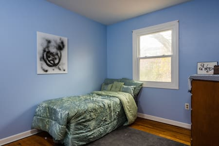 Cozy Blue Room near State Capitol - Albany - Dům