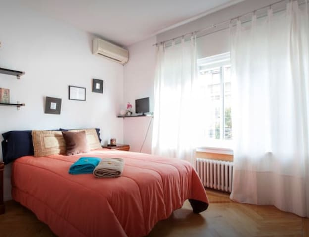 PRIVATE ROOM MADRID CENTER 3 - Madrid - Apto. en complejo residencial