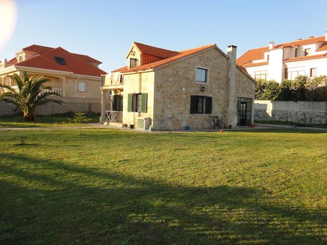Casa de playa - Ribeira