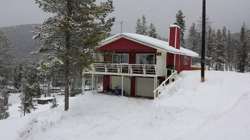 Georgetown Lakeview Cabin - Anaconda - Cabaña