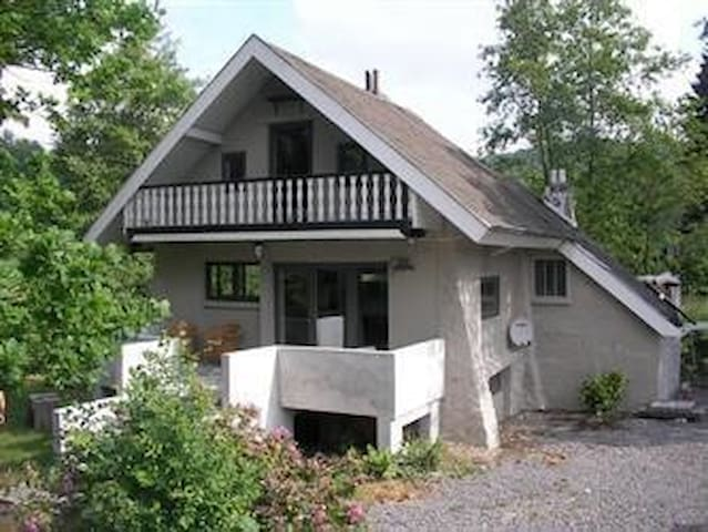 Cosy house by the river - Durbuy - Casa
