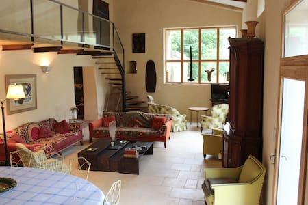 Mas en Provence Ventoux (Vaucluse) - Monieux