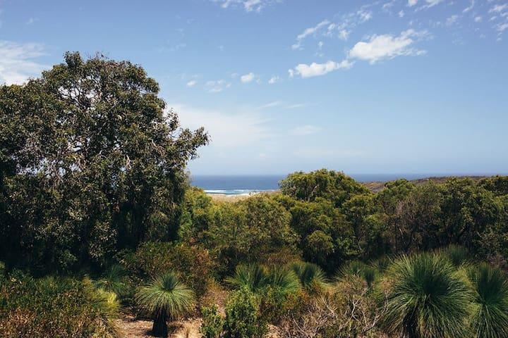 Ocean Views, Bush, Relax, Healthy! - Margaret River - Bed & Breakfast