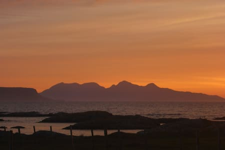 Lovely Double Room with Sea Views - Arisaig