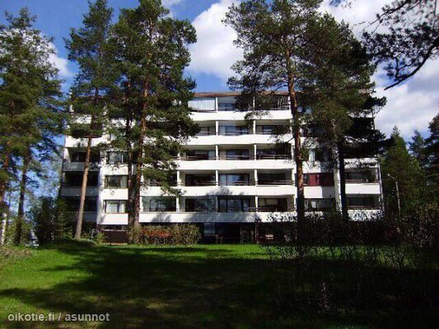 Wonderful apartment + sauna! - Savonlinna - อพาร์ทเมนท์