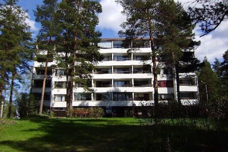 Wonderful apartment + sauna! - Savonlinna
