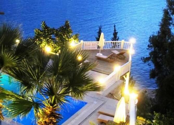 Schönes Apartment mit Meersicht  - Kalkan - Wohnung