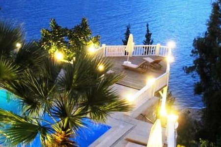 wonderful sea view apartment ! - Kalkan