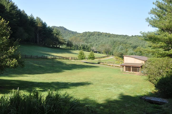Friendly Farm Vacation on 68 Acres! - Jefferson - Haus