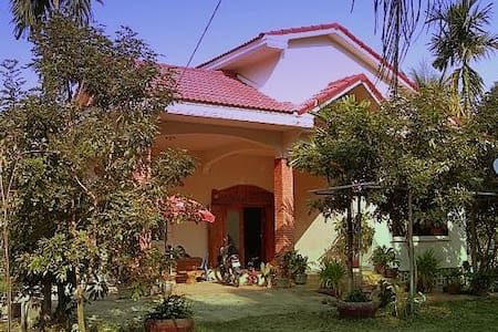Khmer Villa, 3 bedrooms with pool - Siem Reap, Cambodia - 独立屋