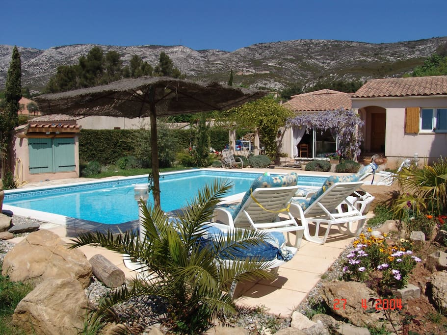 villa proven 231 ale avec piscine houses for rent in puyloubier provence alpes c 244 te d azur