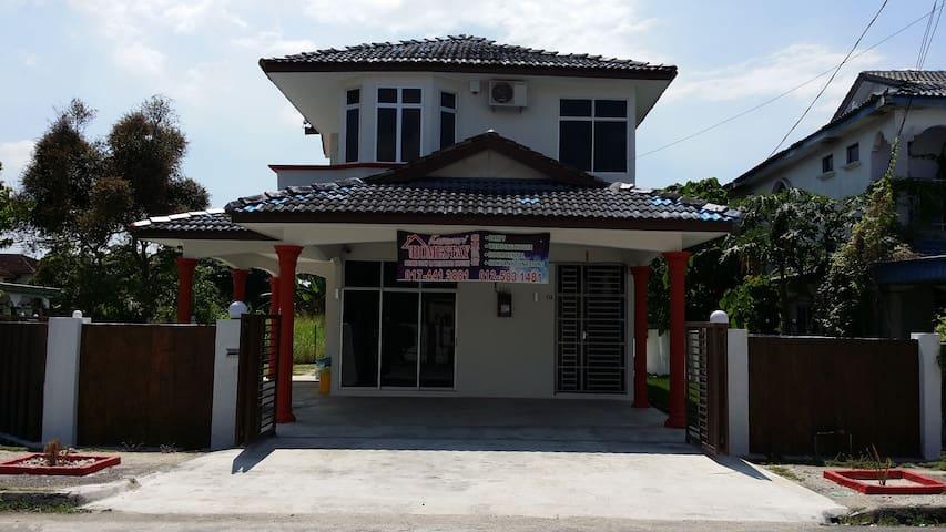 Kasawari Homestay, Penang - Simpang Empat - Rumah