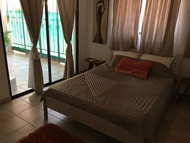 Grand Appartement 82 m2 à Cayenne