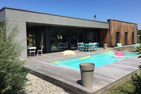 Maison/piscine, proche du golf, à 20km de Toulouse - Plaisance-du-Touch - 一軒家