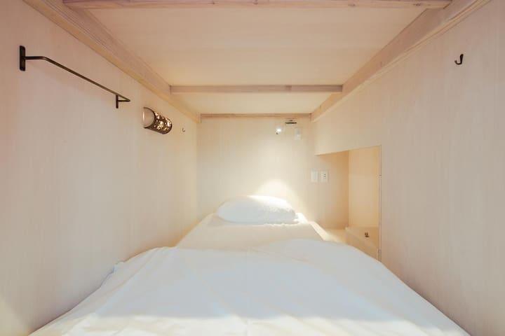 HostelFUTAGI Superior Bed in 4Bed Female Dormitory
