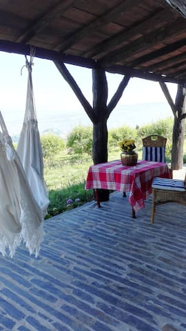 Elza's Nature-Agro Experience (Mountain Domain) - Sedielos - Zomerhuis/Cottage