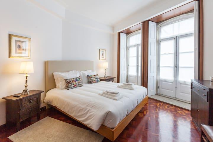Go2oporto @Flores Guesthouse Room 2 - Porto - Kondominium