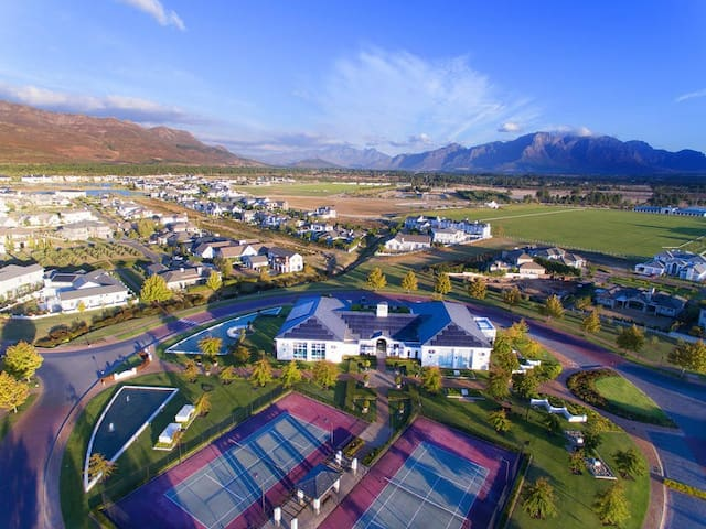 Sport & Leisure Centre at Val de Vie Estate