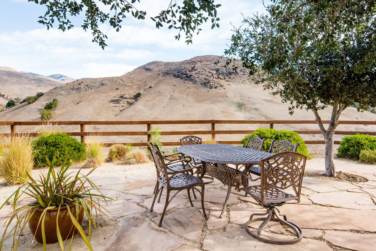 Revitalize in an Elegant, Rustic Countryside Casita