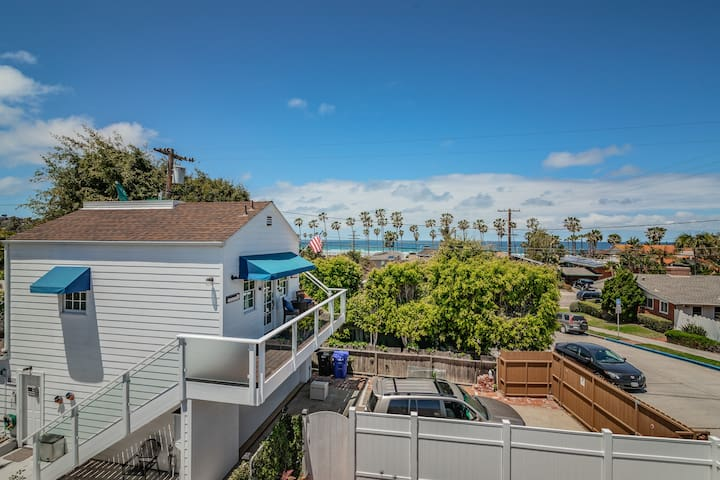 La Jolla Shores Luxury Studio - Walk to the beach!
