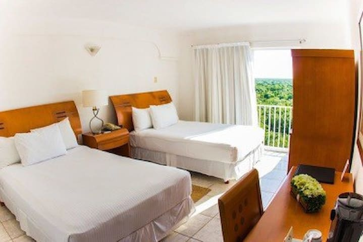 Cozumel studio Coral Princess resort - Cozumel - Wohnung