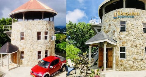 Sargasso Stone House (True Blue)