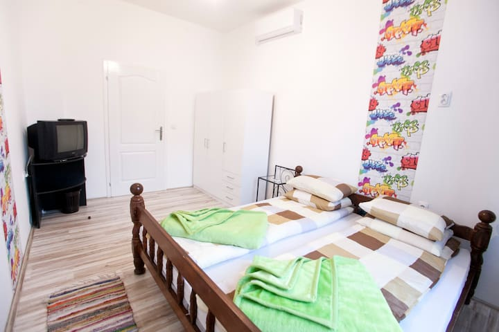 Private room - Hostel 1910 - Beograd - Hostel