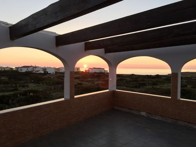 Chambre a louer avec vue magnifique - Ciutadella de Menorca - Hus