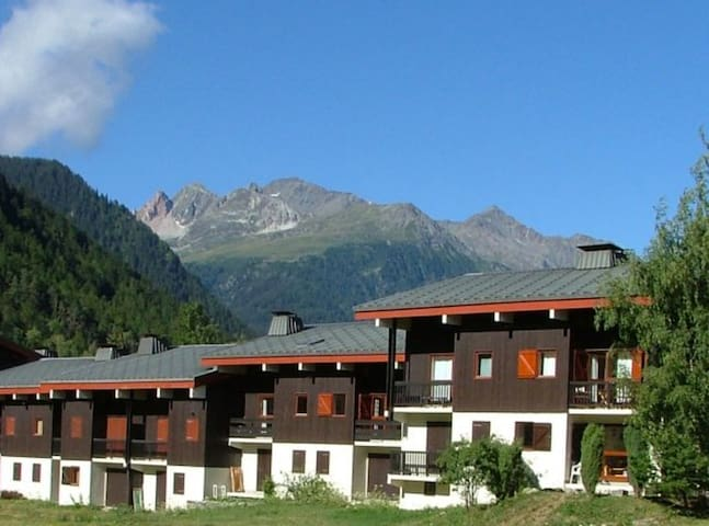 Grand duplex au pied des pistes de La Norma - Villarodin-Bourget - Appartamento
