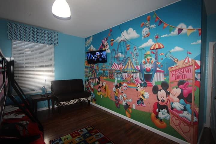 C3   Dream Disney Vacation Luxury
