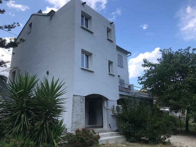Villa Marcel, Cap Corse détente mer et montage