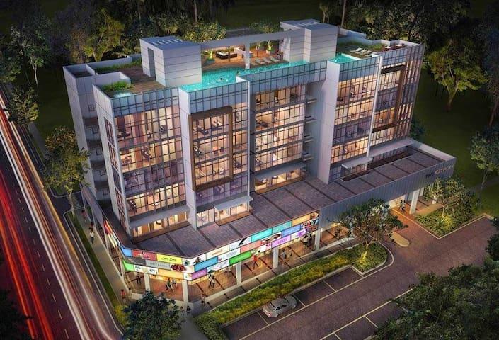 Luxurious Apartment 2BR @ Farrer Park MRT NE8
