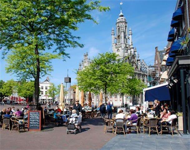 Eengezinswoning aan de rand van Middelburg