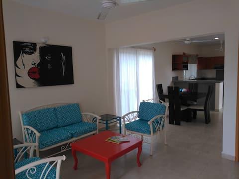 Casa Vidamar,  cómoda e ideal para el descanso.