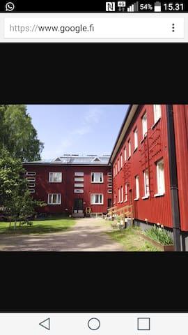 An idyllic studio apartment in wooden kumpula - Helsinki - Loft