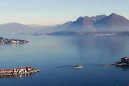 Lago Maggiore Lake AAA Villa&Garden - Monvalle